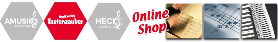 Musikverlag Tastenzauber Onlineshop