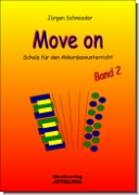 Move on Akkordeonschule Bd.2