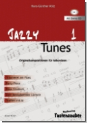 Jazzy Tunes 1 incl. CD