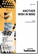 Another wish in mind / Partitur
