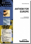 Anthem for Europe / Partitur