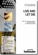 Live and Let Die / Partitur *Neu!*
