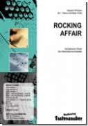 Rocking Affair / Partitur *Neu!*
