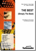 The Best (Simply The Best) / Partitur